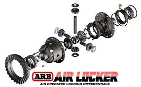 ARB Air locker til Defender 90/110/130""
